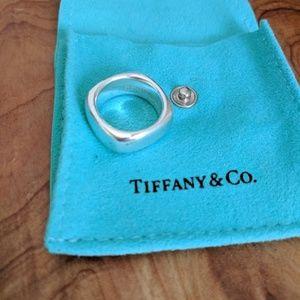 Tiffany & Co. Cushion Square Ring